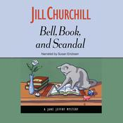 Bell, Book, and Scandal Audiobook, by Jill Churchill