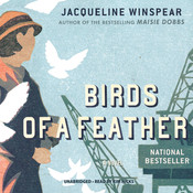 Birds of a Feather: A Novel Audiobook, by Jacqueline Winspear