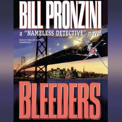 Printable Bleeders Audiobook Cover Art