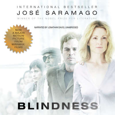 Blindness: A Novel Audiobook, by José Saramago