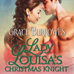 Lady Louisas Christmas Knight Audiobook, by Grace Burrowes