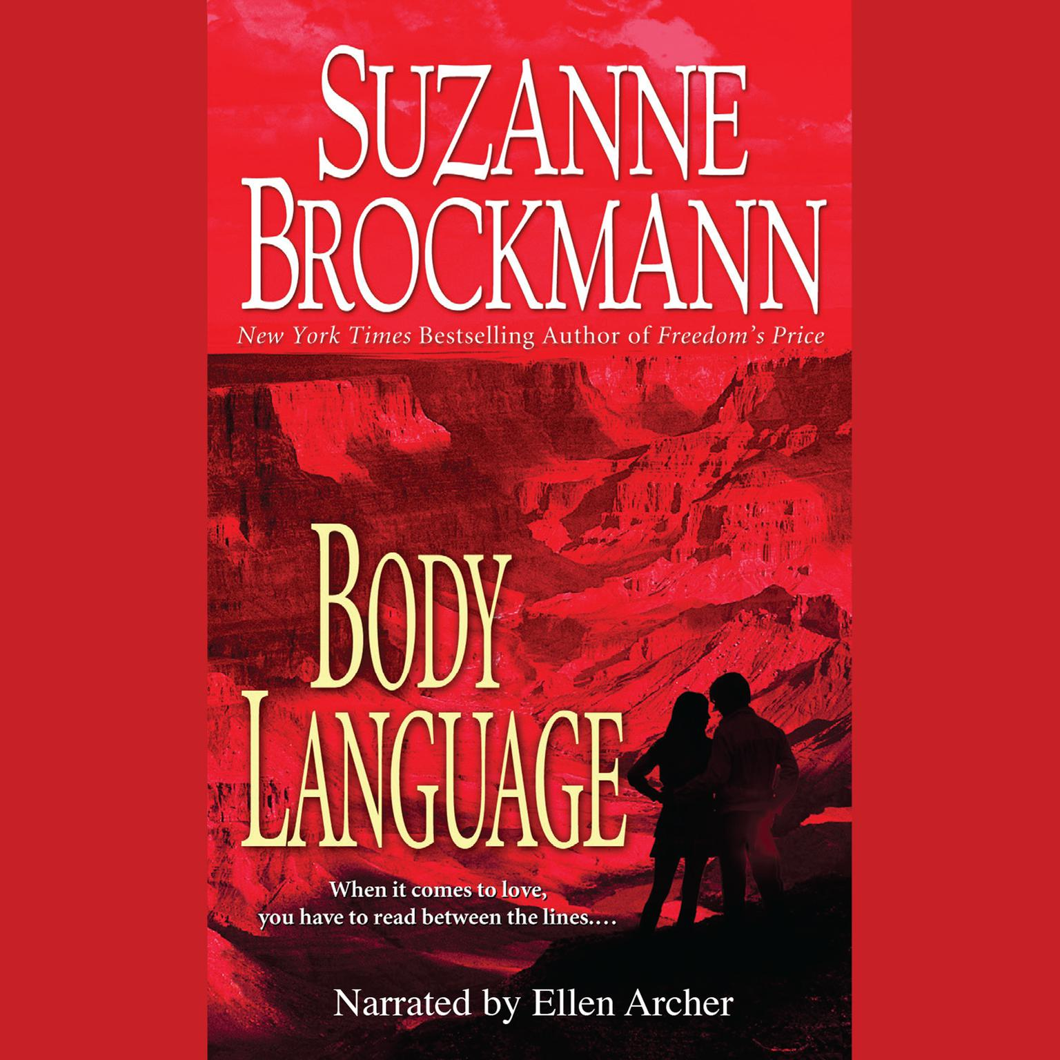 Printable Body Language Audiobook Cover Art