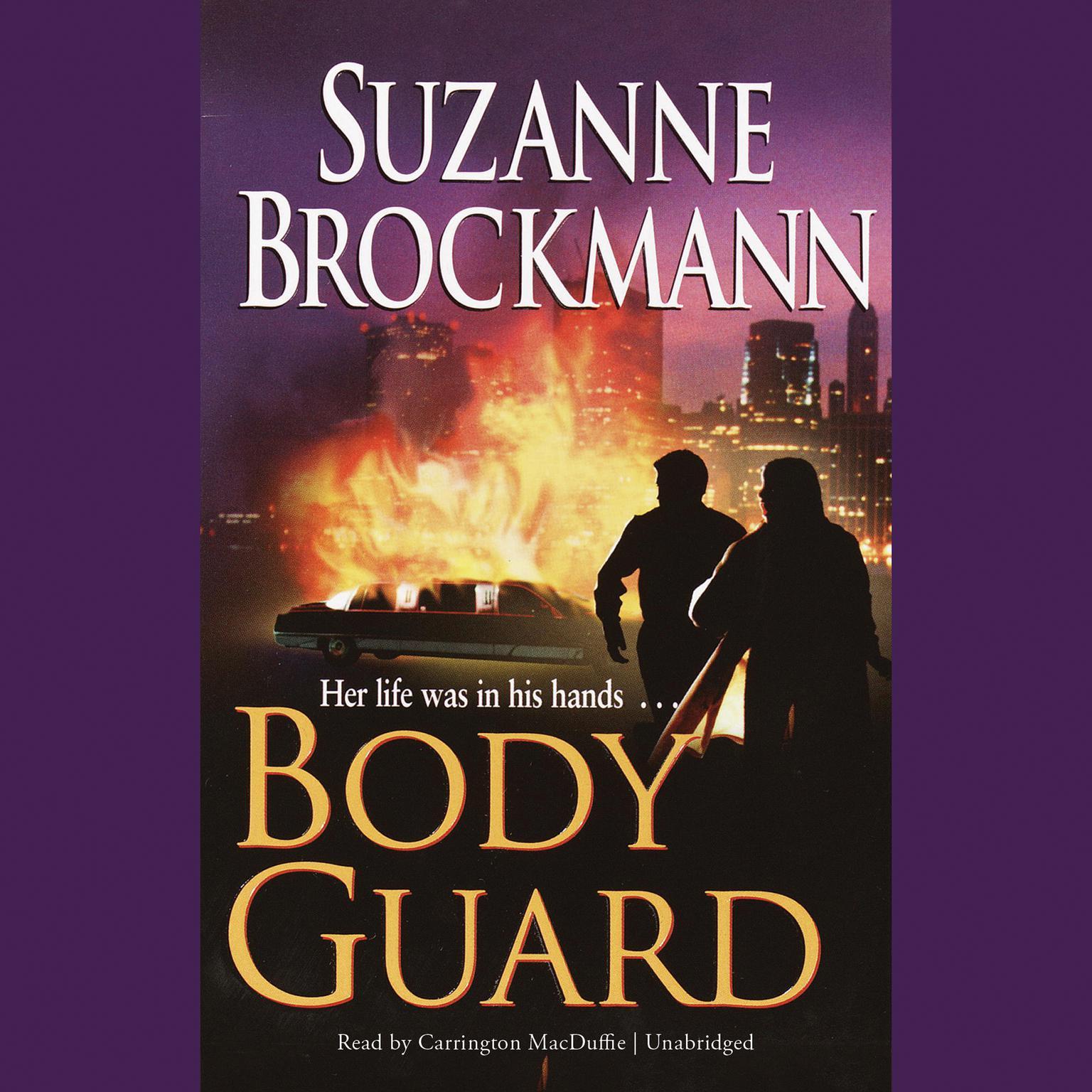 Bodyguard Audiobook, by Suzanne Brockmann