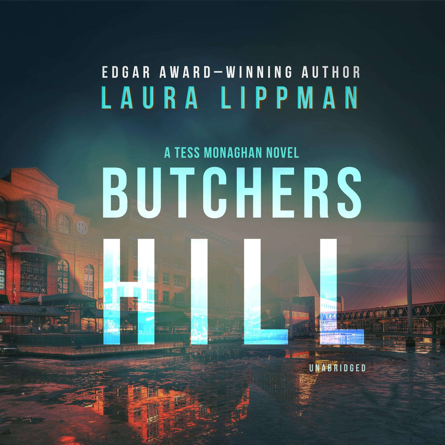 Printable Butchers Hill Audiobook Cover Art