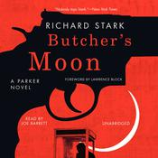 Butcher's Moon Audiobook, by Donald E. Westlake