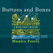 Buttons and Bones Audiobook, by Monica Ferris