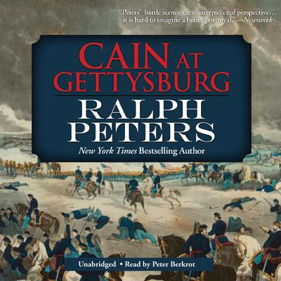 Cain at Gettysburg Audiobook, by Ralph Peters