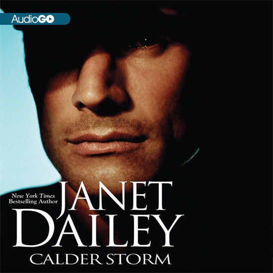 Printable Calder Storm Audiobook Cover Art