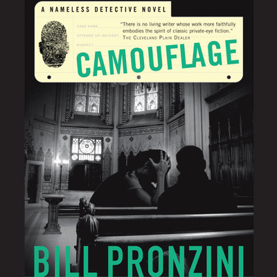 Camouflage Audiobook, by Bill Pronzini