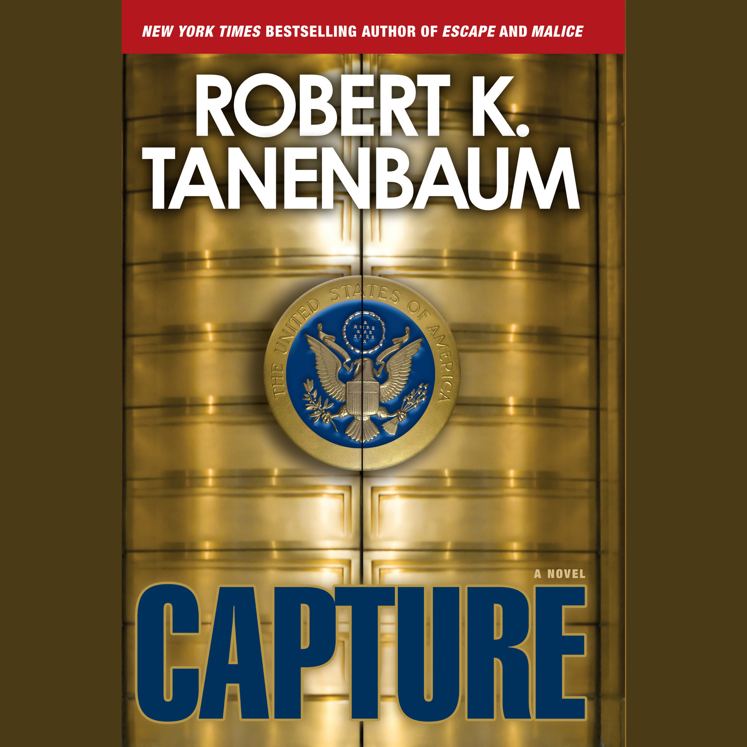 Printable Capture Audiobook Cover Art