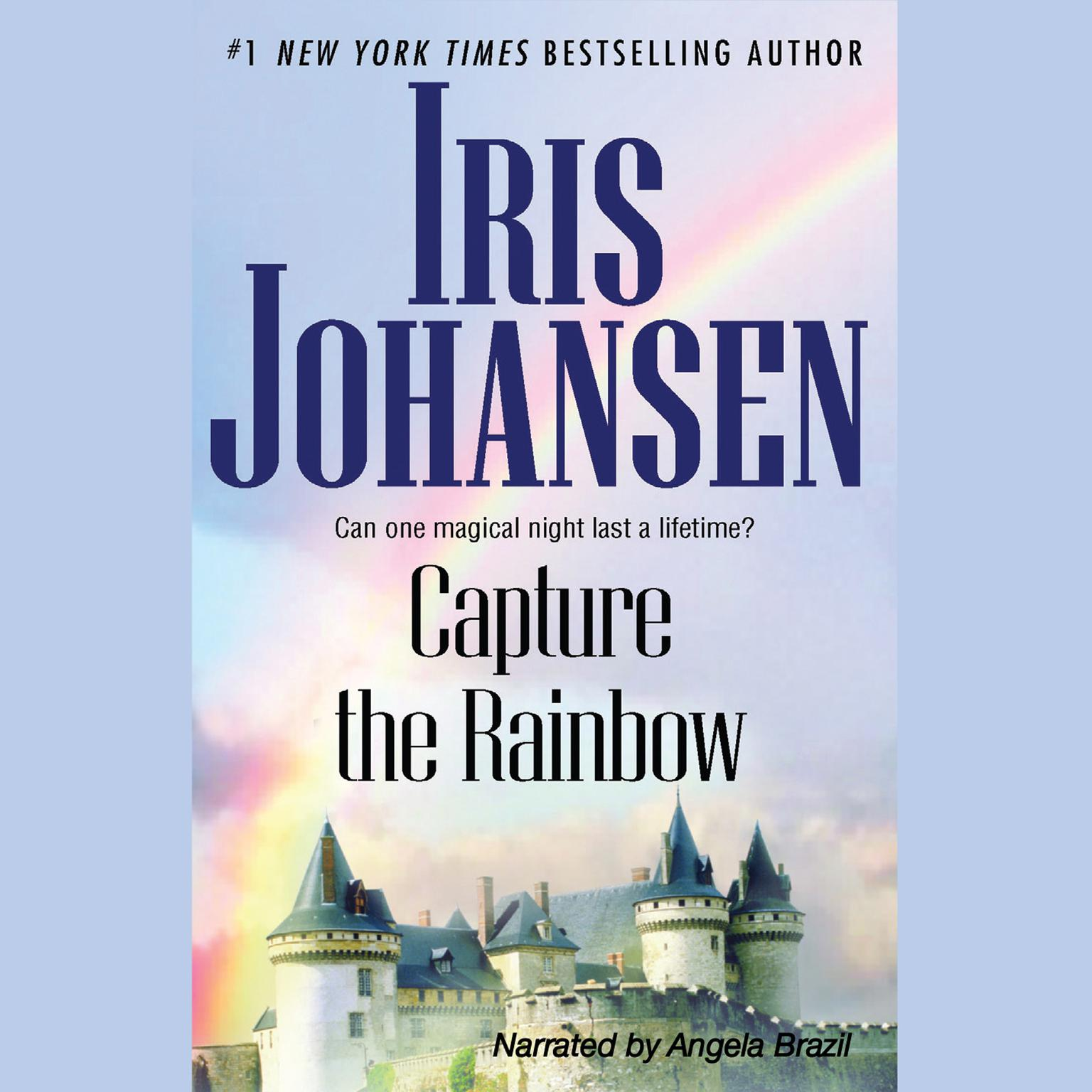 Printable Capture the Rainbow Audiobook Cover Art
