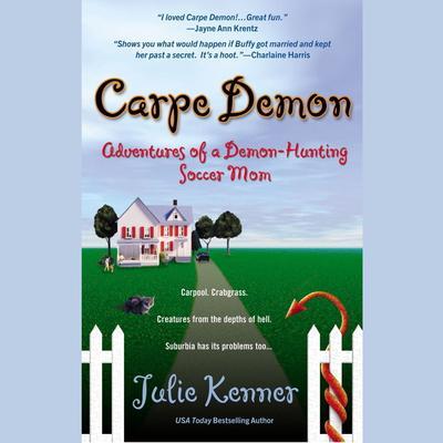 Carpe Demon Audiobook, by J. Kenner