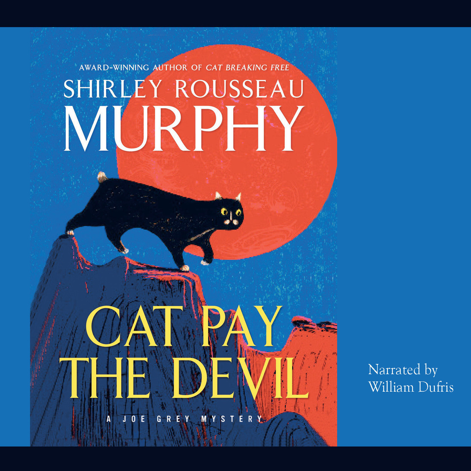 Printable Cat Pay the Devil: A Joe Grey Mystery Audiobook Cover Art