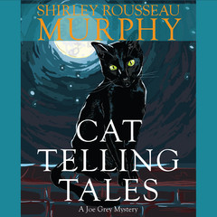 Cat Telling Tales Audiobook, by Shirley Rousseau Murphy