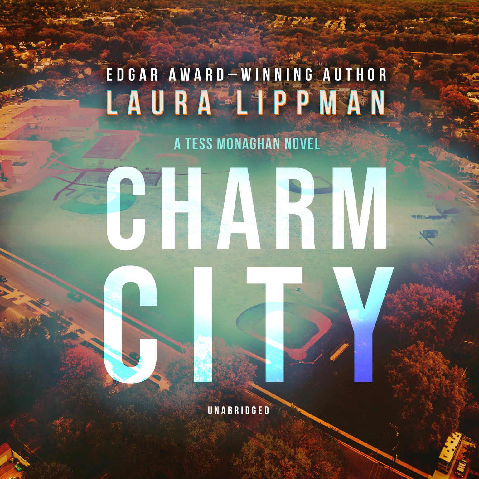 Printable Charm City Audiobook Cover Art