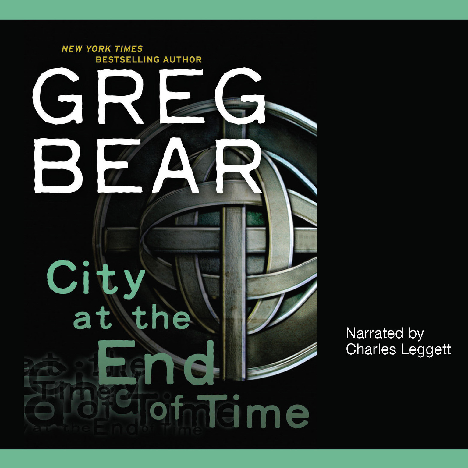 Printable City at the End of Time Audiobook Cover Art