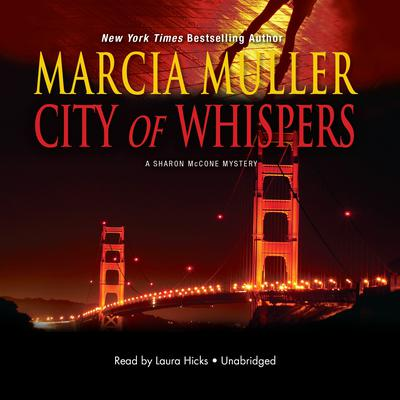 City of Whispers Audiobook, by Marcia Muller
