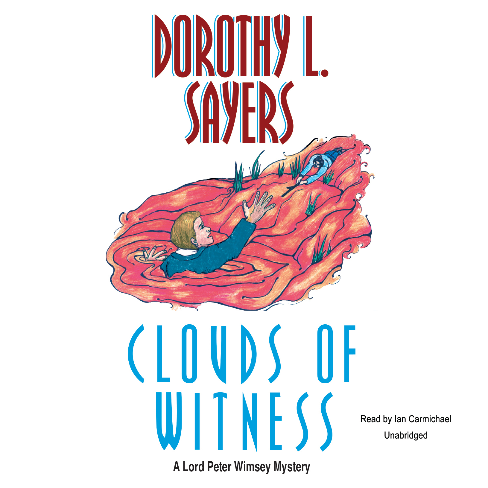 Printable Clouds of Witness Audiobook Cover Art