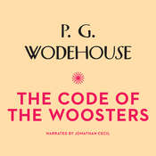 The Code of the Woosters Audiobook, by P. G. Wodehouse