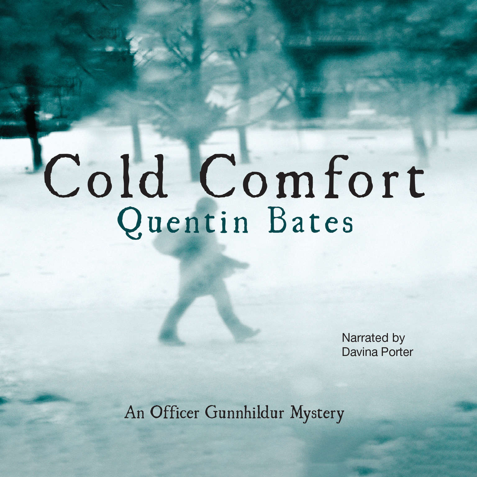 Printable Cold Comfort Audiobook Cover Art