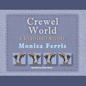 Crewel World Audiobook, by Monica Ferris