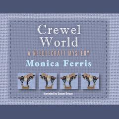 Crewel World Audiobook, by Monica Ferris