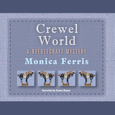 Crewel World Audiobook, by