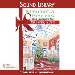 Crewel Yule Audiobook, by Monica Ferris