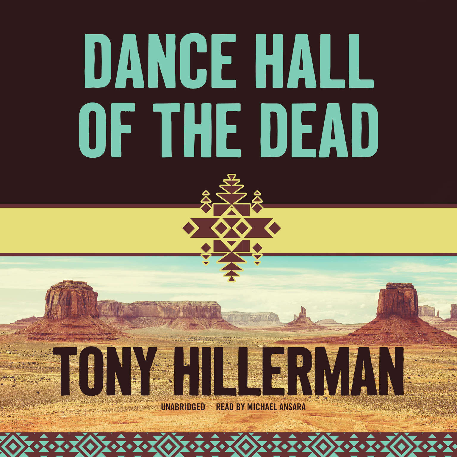 Printable Dance Hall of the Dead Audiobook Cover Art