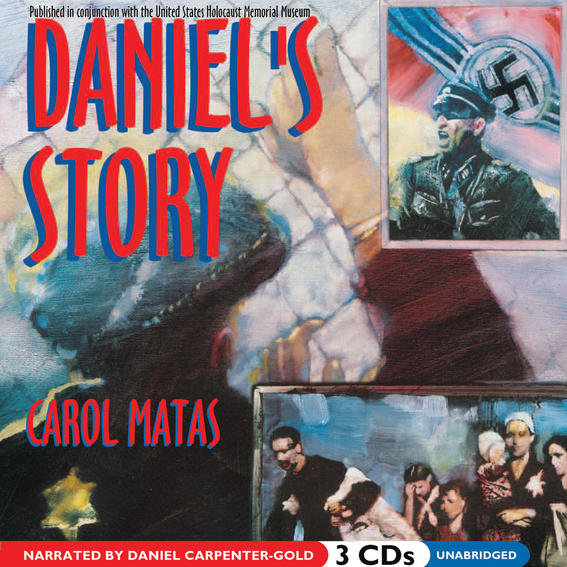 Printable Daniel's Story Audiobook Cover Art