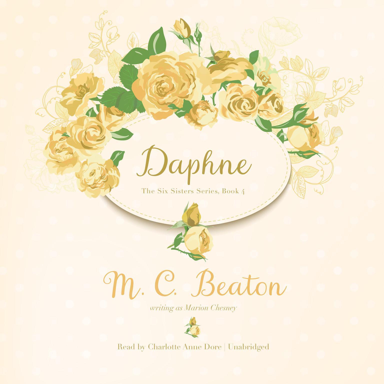 Daphne Audiobook, by M. C. Beaton