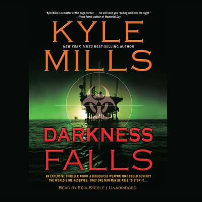 Darkness Falls Audiobook, by Kyle Mills