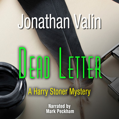 Dead Letter Audiobook, by Jonathan Valin