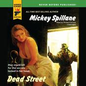 Dead Street Audiobook, by Mickey Spillane
