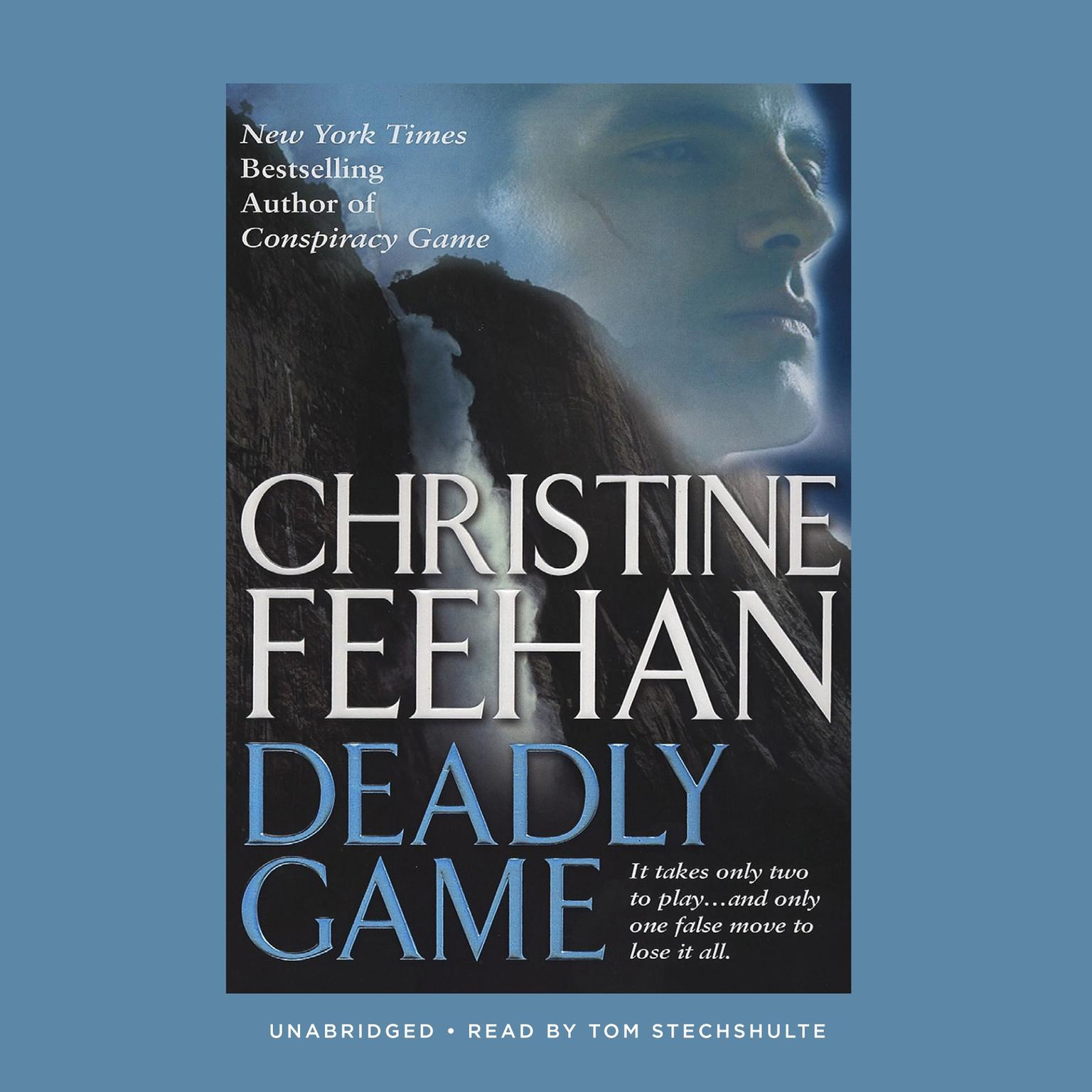 Printable Deadly Game Audiobook Cover Art