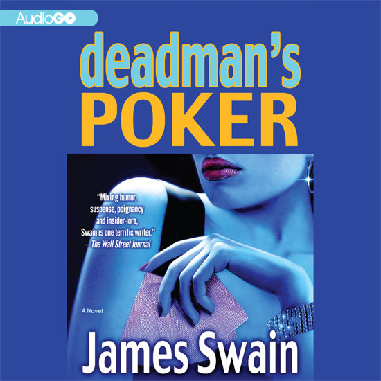 Printable Deadman's Poker Audiobook Cover Art