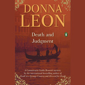 Death and Judgment, by Donna Leon