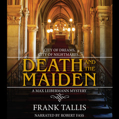 Death and the Maiden Audiobook, by Frank Tallis