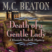 Death of a Gentle Lady Audiobook, by M. C. Beaton