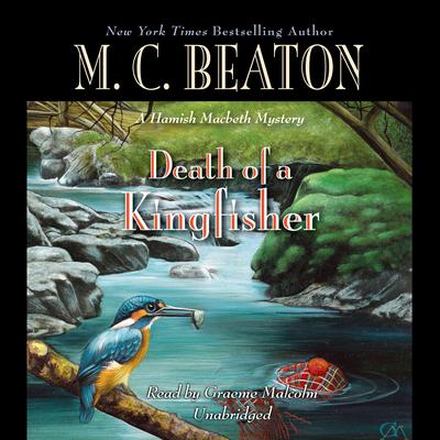 Death of a Kingfisher Audiobook, by M. C. Beaton