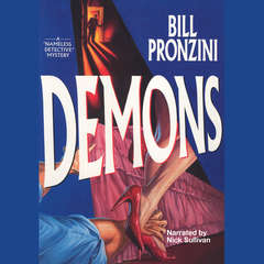 Demons: A Nameless Detective Mystery Audiobook, by Bill Pronzini