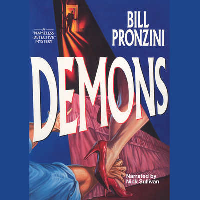 Printable Demons: A Nameless Detective Mystery Audiobook Cover Art