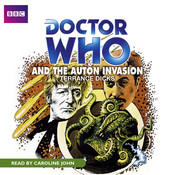 Doctor Who and the Auton Invasion Audiobook, by Terrance Dicks