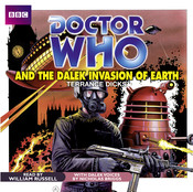 Doctor Who and the Dalek Invasion of Earth Audiobook, by Terrance Dicks