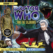 Doctor Who and the Silurians Audiobook, by Malcolm Hulke