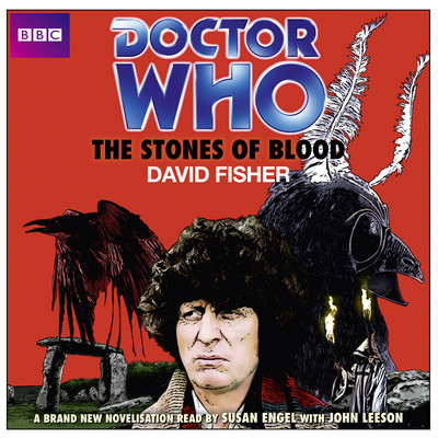 Doctor Who: The Stones of Blood Audiobook, by David Fisher