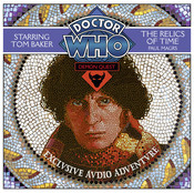 Doctor Who: The Relics of Time, by Paul Magr