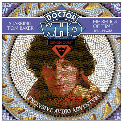 Doctor Who: The Relics of Time Audiobook, by Paul Magrs