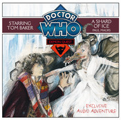 Doctor Who: A Shard of Ice, by Paul Magr
