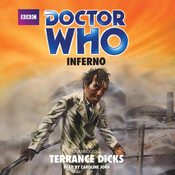 Doctor Who: Inferno Audiobook, by Terrance Dicks